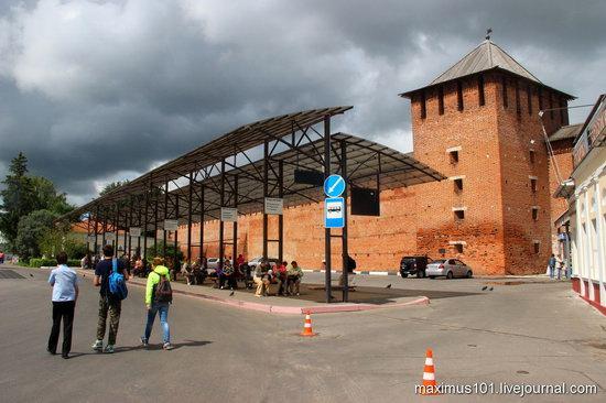 Kremlin in Kolomna, Russia, photo 13