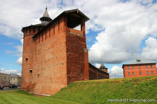Kremlin in Kolomna, Russia, photo 16