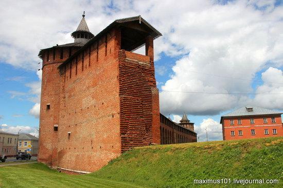 Kremlin in Kolomna, Russia, photo 16