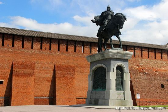 Kremlin in Kolomna, Russia, photo 22