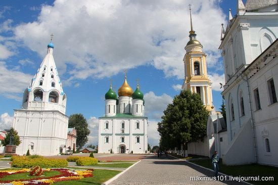 Kremlin in Kolomna, Russia, photo 23