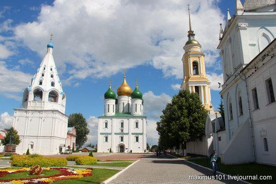 Kremlin in Kolomna, Russia, photo 23