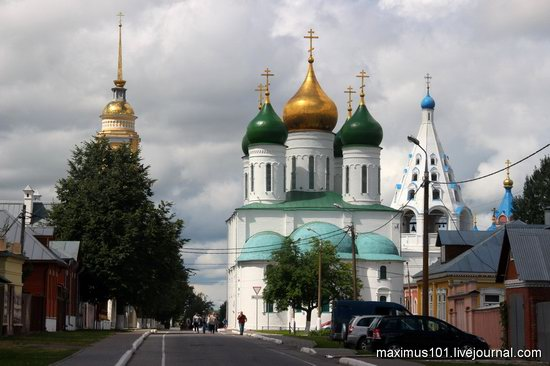 Kremlin in Kolomna, Russia, photo 24