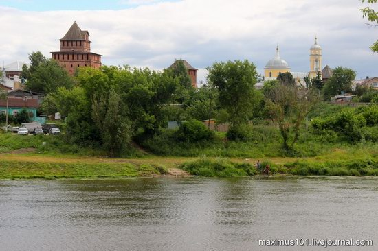 Kremlin in Kolomna, Russia, photo 25