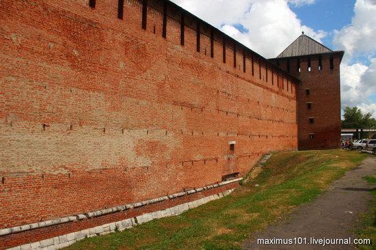 Kremlin in Kolomna, Russia, photo 3