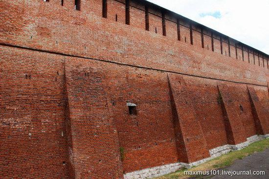 Kremlin in Kolomna, Russia, photo 4