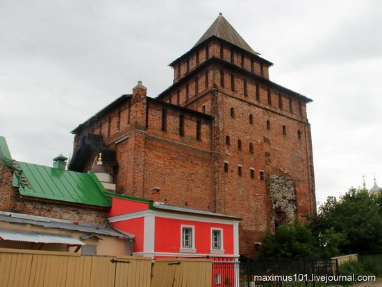 Kremlin in Kolomna, Russia, photo 6