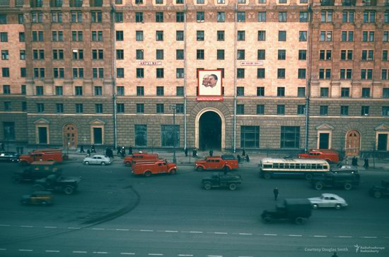 Stalin's Soviet Union - Moscow in 1953-1954, photo 10