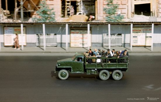 Stalin's Soviet Union - Moscow in 1953-1954, photo 11