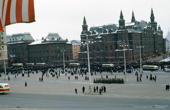 Stalin's Soviet Union - Moscow in 1953-1954, photo 21