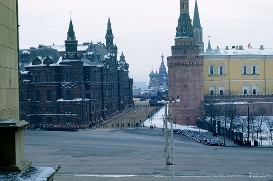Stalin's Soviet Union - Moscow in 1953-1954, photo 23