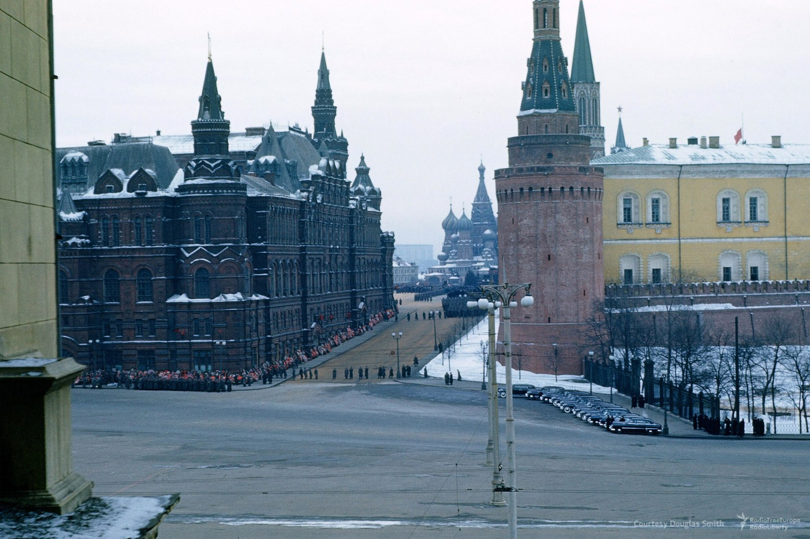 Stalins Soviet Union Moscow In 1953 1954 Russia