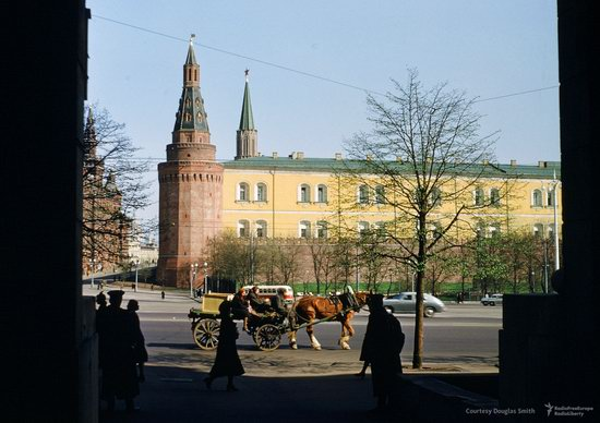 Stalin's Soviet Union - Moscow in 1953-1954, photo 3
