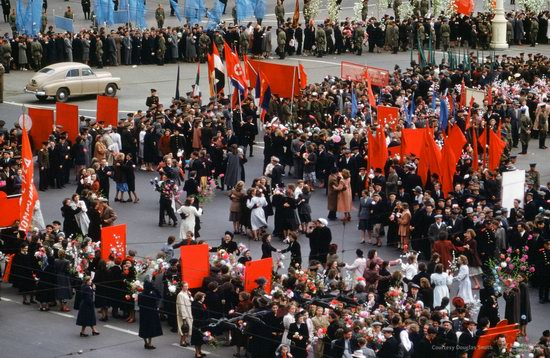 Stalin's Soviet Union - Moscow in 1953-1954, photo 30