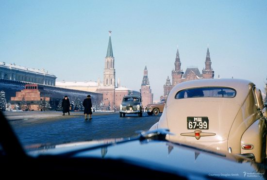 Stalin's Soviet Union - Moscow in 1953-1954, photo 4