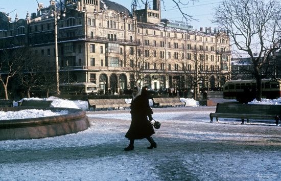Stalin's Soviet Union - Moscow in 1953-1954, photo 7