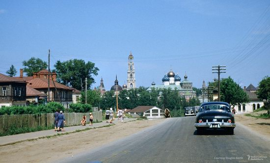 Stalin's Soviet Union - Moscow in 1953-1954, photo 9