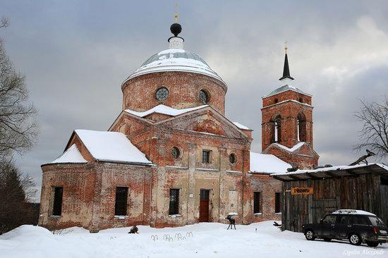 Winter in the Art Park Nikola-Lenivets, Russia, photo 12