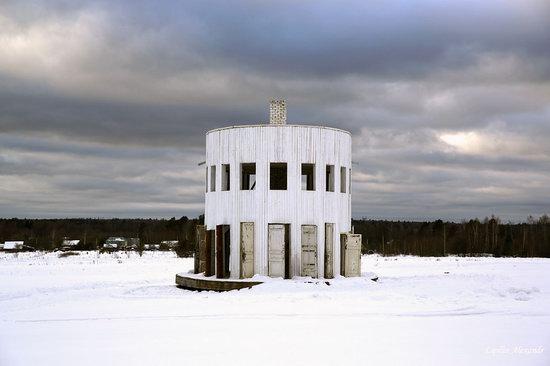 Winter in the Art Park Nikola-Lenivets, Russia, photo 20