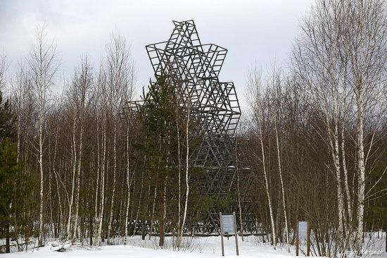 Winter in the Art Park Nikola-Lenivets, Russia, photo 21