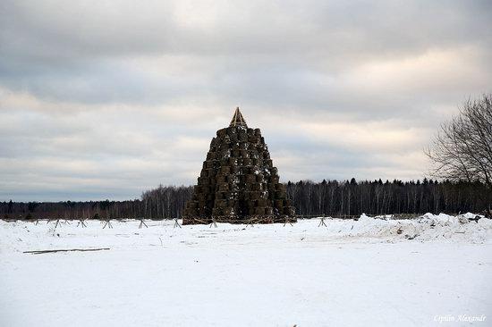 Winter in the Art Park Nikola-Lenivets, Russia, photo 25