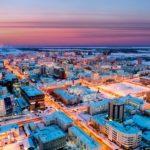 Yakutsk – the largest city on permafrost
