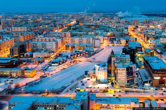 Yakutsk, Russia - the view from above, photo 11