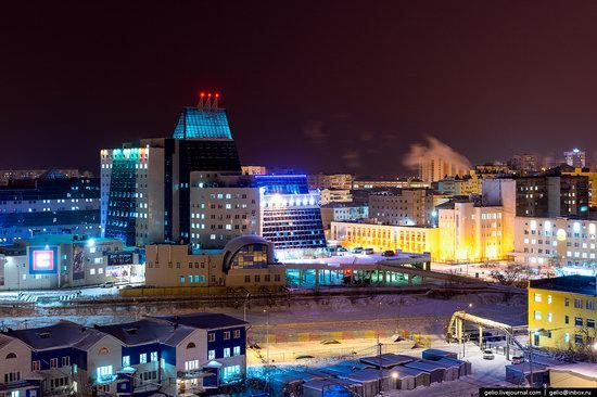 Yakutsk, Russia - the view from above, photo 12