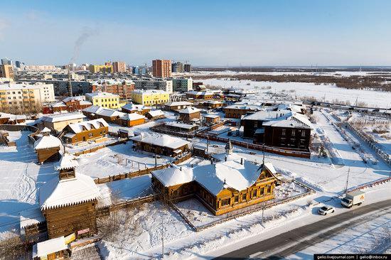 Yakutsk, Russia - the view from above, photo 13