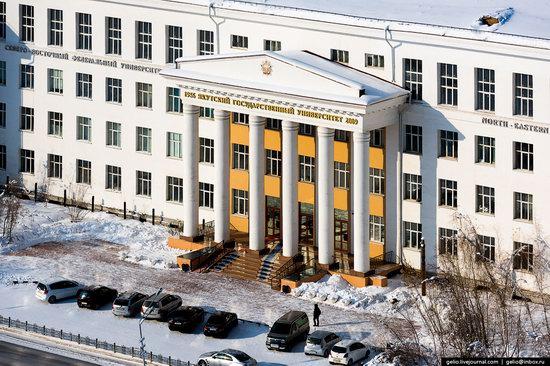 Yakutsk, Russia - the view from above, photo 16