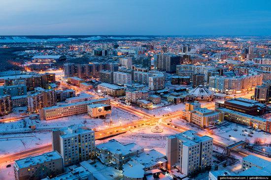 Yakutsk, Russia - the view from above, photo 20