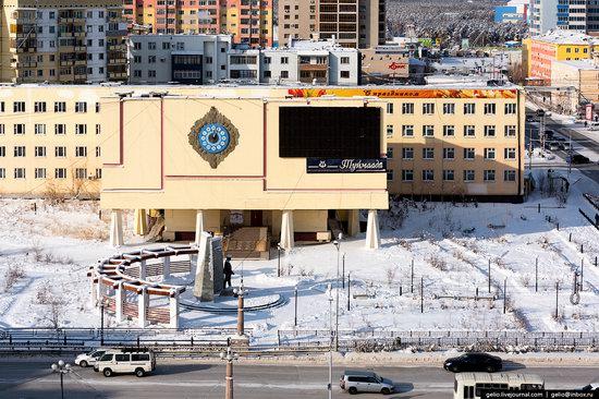 Yakutsk, Russia - the view from above, photo 21