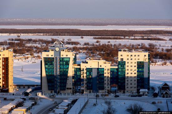 Yakutsk, Russia - the view from above, photo 23