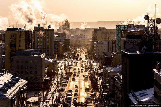 Yakutsk, Russia - the view from above, photo 5