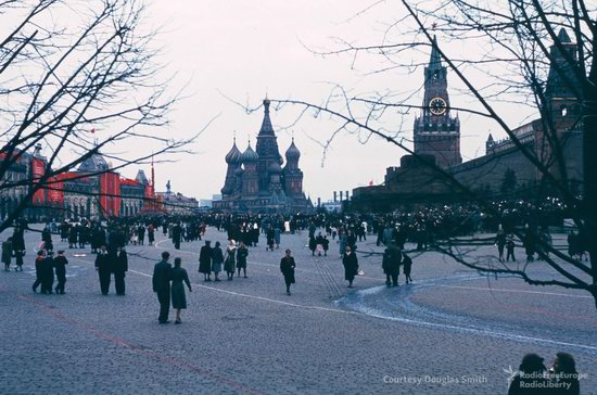 Stalin's Soviet Union - Moscow in 1953-1954, photo 13