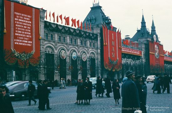 Stalin's Soviet Union - Moscow in 1953-1954, photo 14