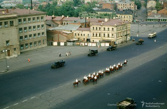 Stalin's Soviet Union - Moscow in 1953-1954, photo 16