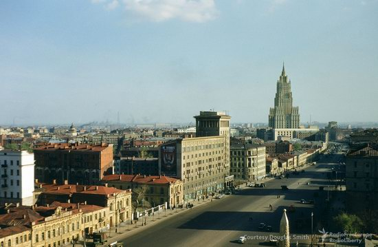 Stalin's Soviet Union - Moscow in 1953-1954, photo 18