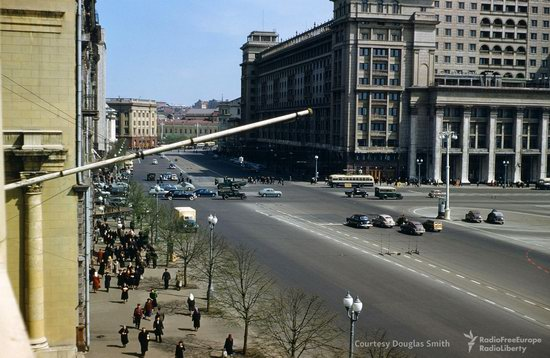 Stalin's Soviet Union - Moscow in 1953-1954, photo 19