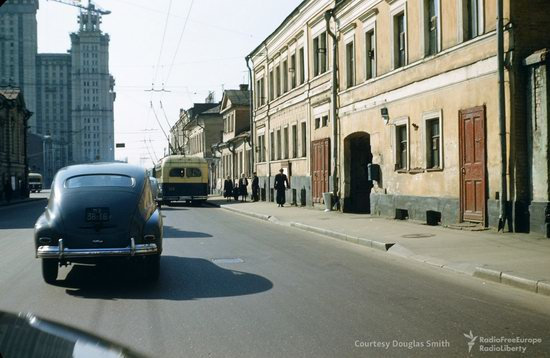 Stalin's Soviet Union - Moscow in 1953-1954, photo 2