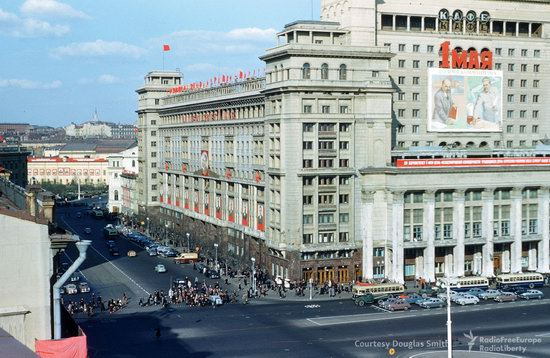 Stalin's Soviet Union - Moscow in 1953-1954, photo 20