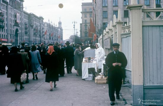 Stalin's Soviet Union - Moscow in 1953-1954, photo 22