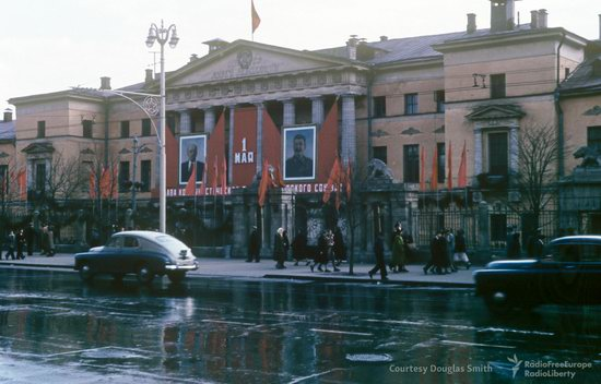 Stalin's Soviet Union - Moscow in 1953-1954, photo 25