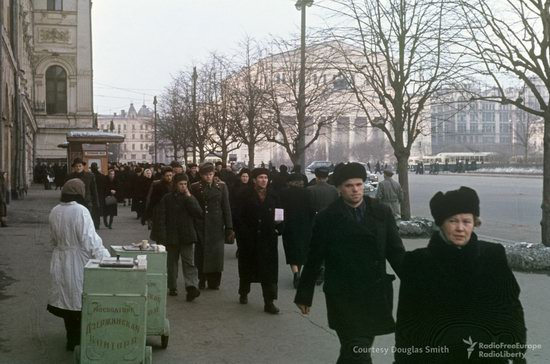 Stalin's Soviet Union - Moscow in 1953-1954, photo 29