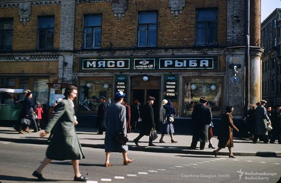 Stalin's Soviet Union - Moscow in 1953-1954, photo 5