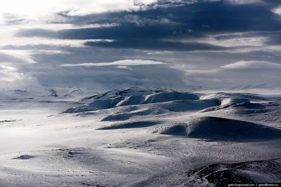 North of Kamchatka, Russia - the view from above, photo 10