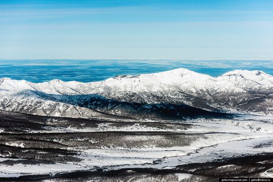 North of Kamchatka, Russia - the view from above, photo 15