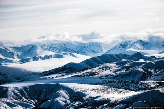North of Kamchatka, Russia - the view from above, photo 19