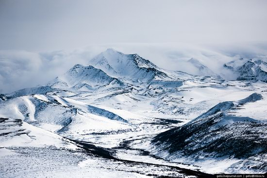 North of Kamchatka, Russia - the view from above, photo 20