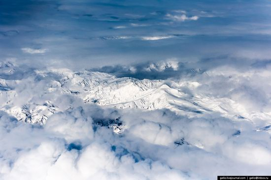 North of Kamchatka, Russia - the view from above, photo 24